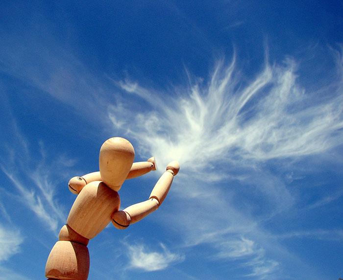 jugando con las nubes 14