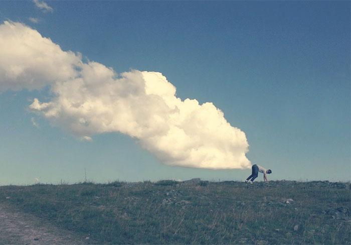 jugando con las nubes 17