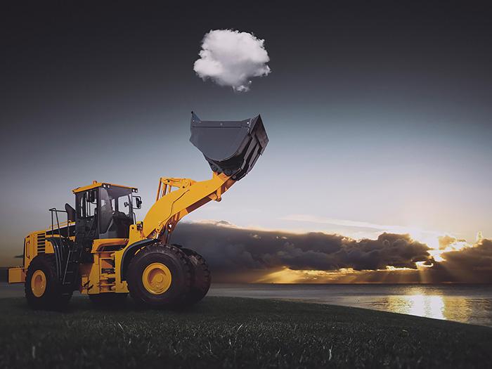 jugando con las nubes 4