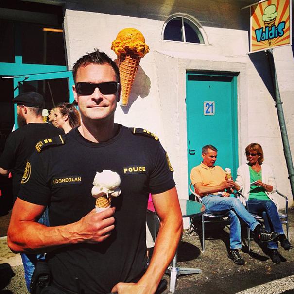 policia de Reikiavik 2