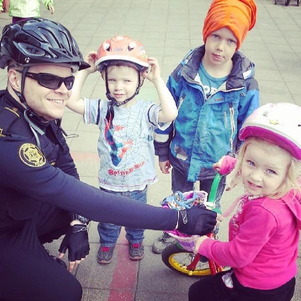 policia de Reikiavik 21