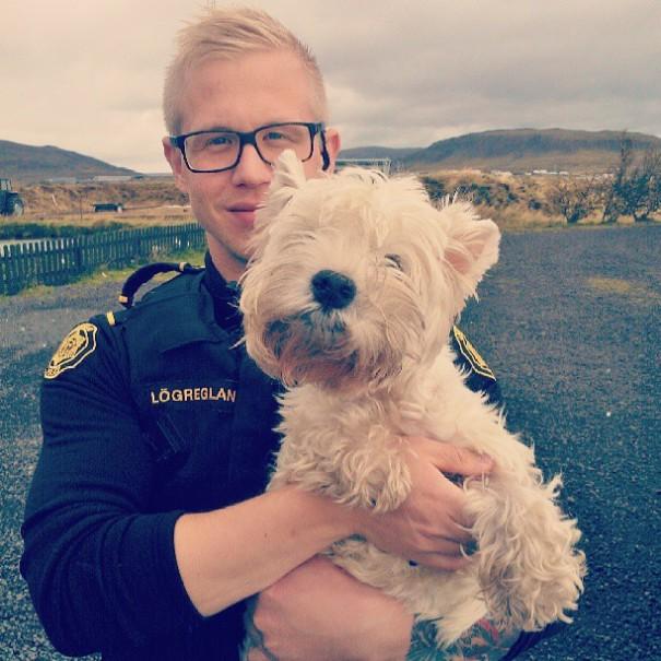 policia de Reikiavik