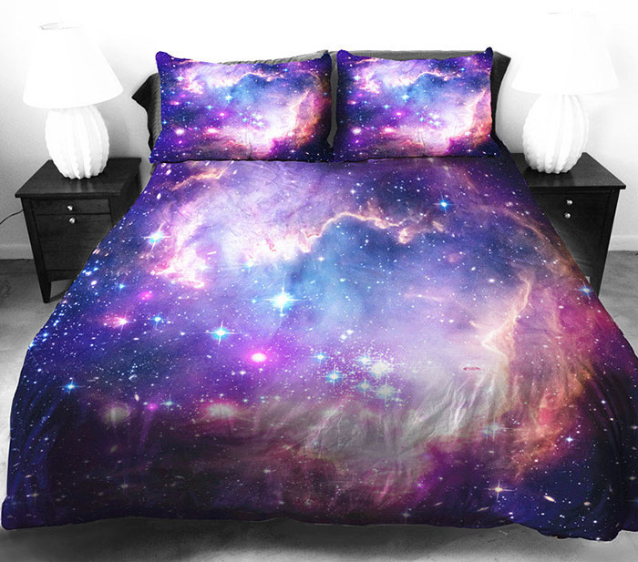 ropa de cama galactica 2