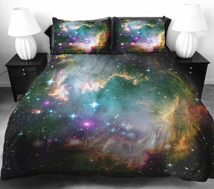 ropa de cama galactica 3