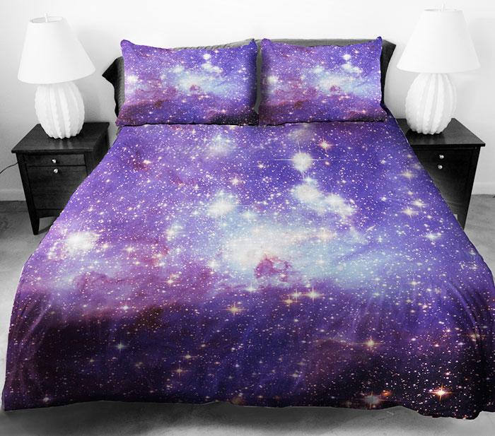 ropa de cama galactica 9