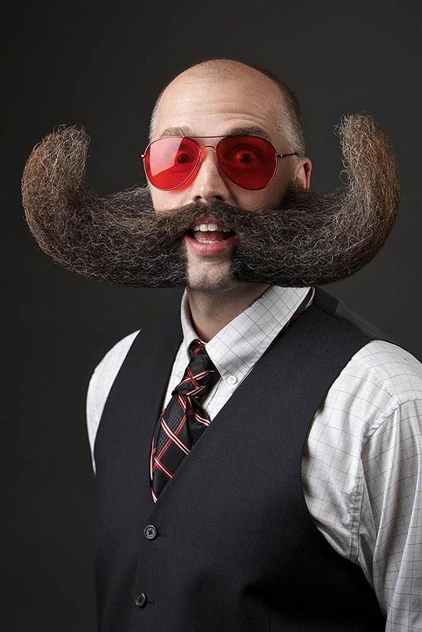 campeonato mundial de barba y bigote 2