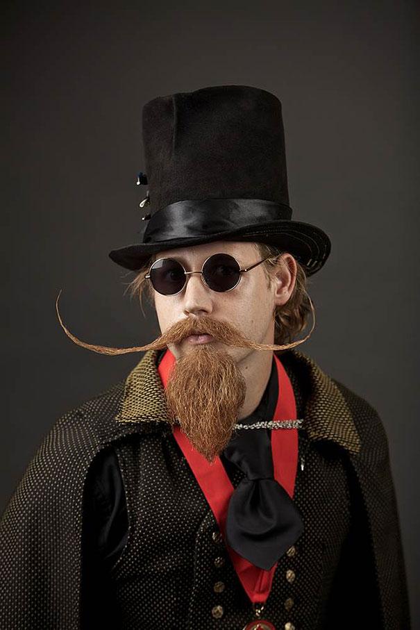 campeonato mundial de barba y bigote 7