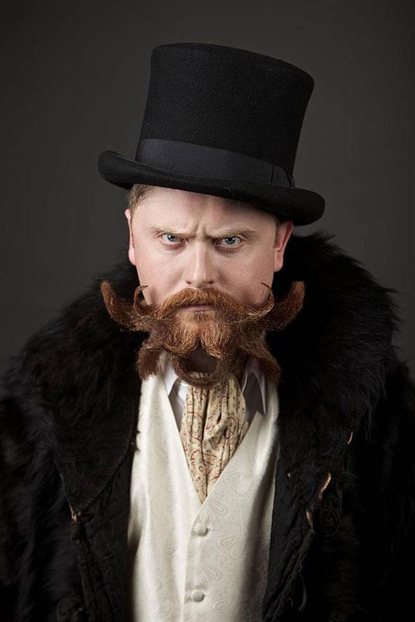 campeonato mundial de barba y bigote 8