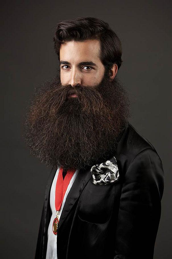 campeonato mundial de barba y bigote 9