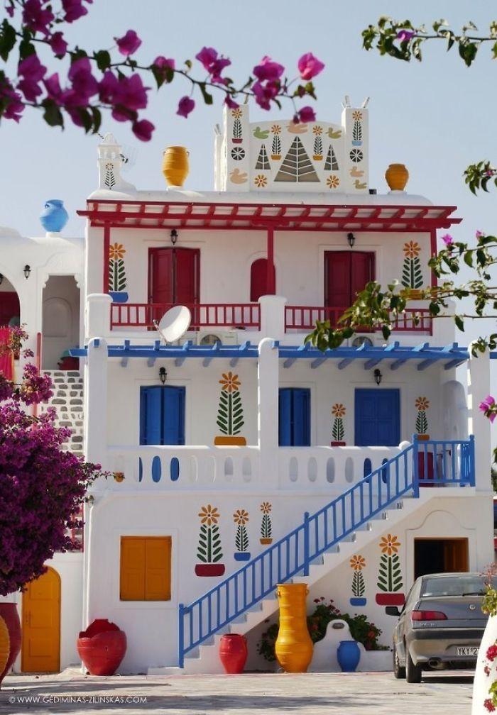 edificios coloridos 10