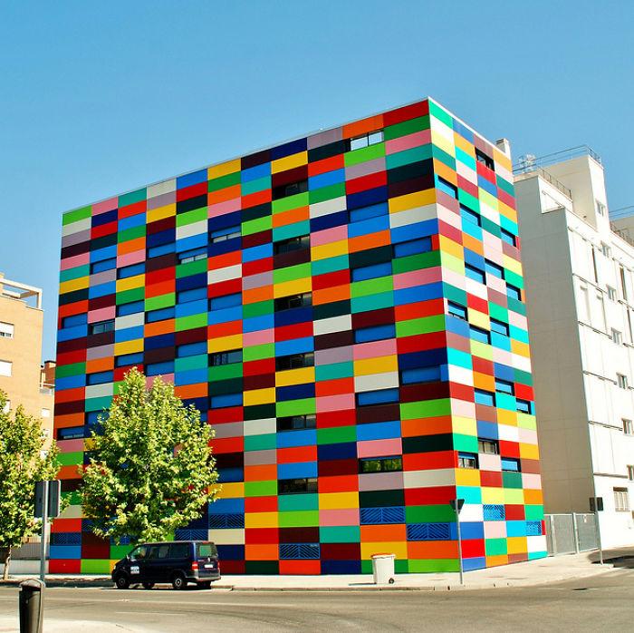 edificios coloridos 11
