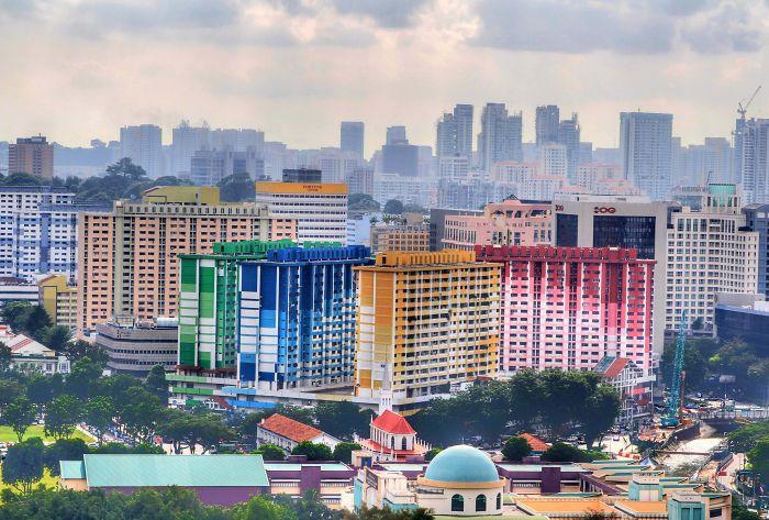 edificios coloridos 15