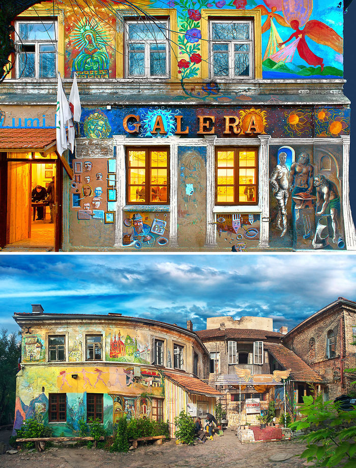 edificios coloridos 2
