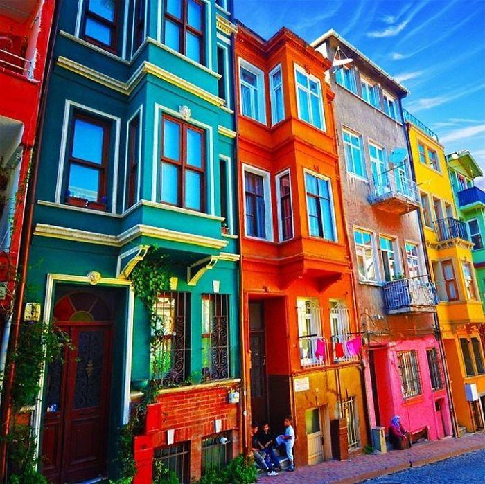 edificios coloridos 3