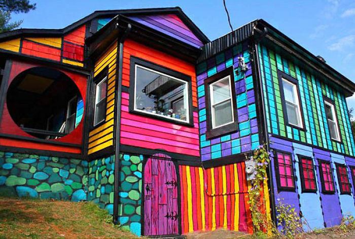 edificios coloridos 6
