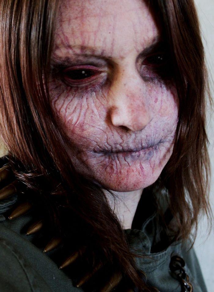 maquillaje Halloween 15
