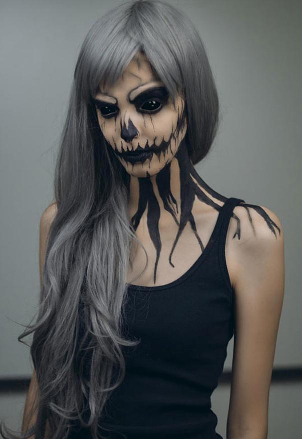 maquillaje Halloween 17