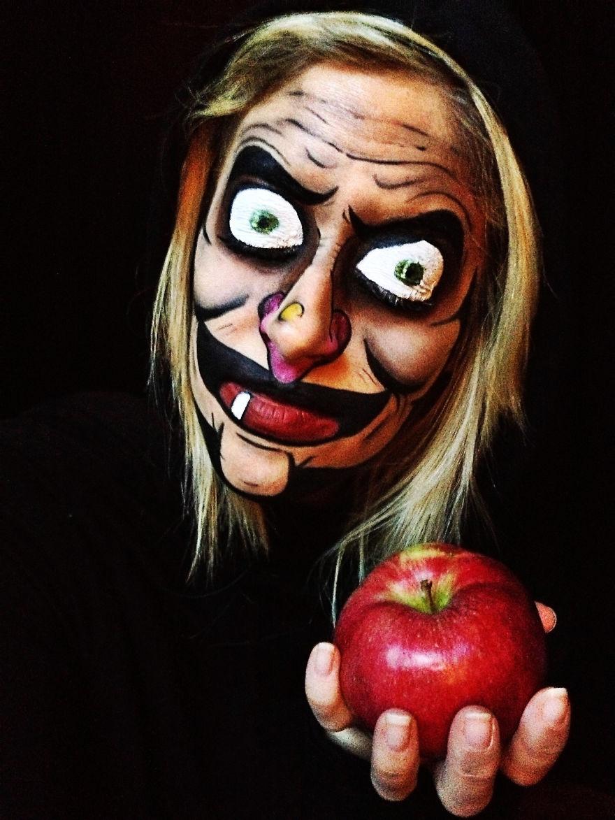 maquillaje Halloween 18