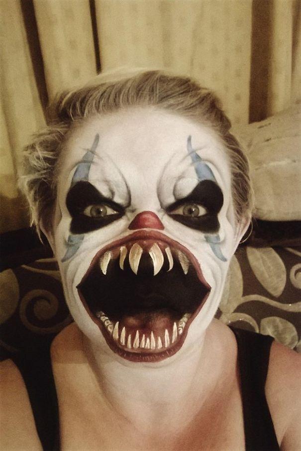maquillaje Halloween 3