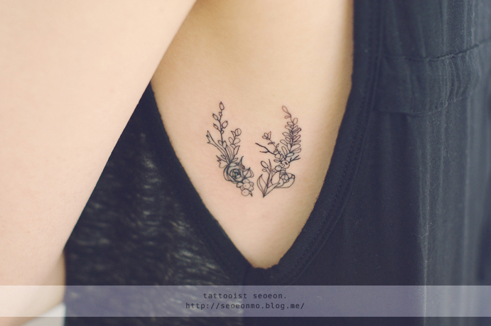 tatuaje minimalista 3