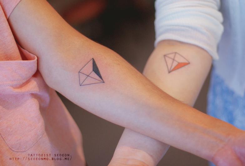 tatuaje minimalista 9