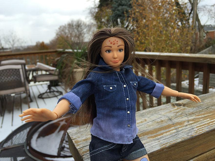 barbie real 3