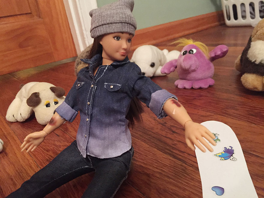 barbie real 5