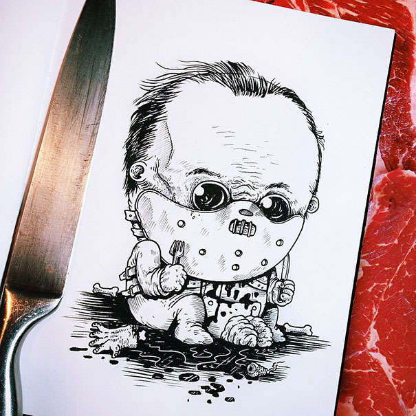 bebes terrorificos 8