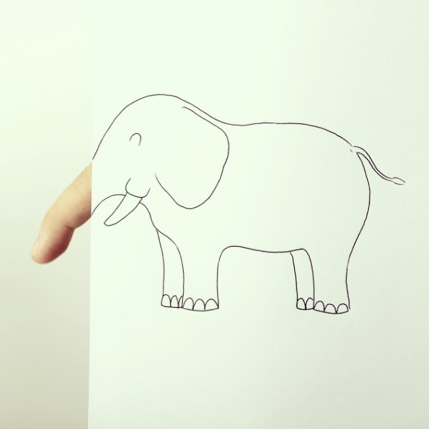 dibujos manos 11