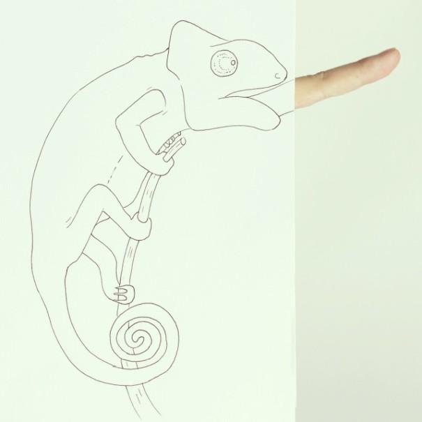 dibujos manos 4