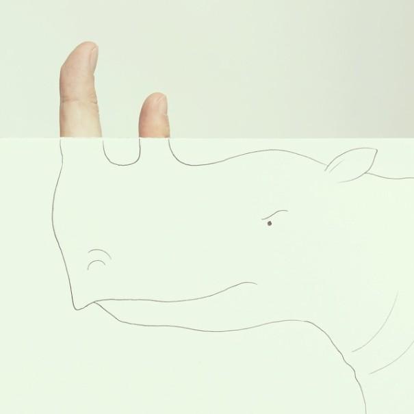 dibujos manos 5
