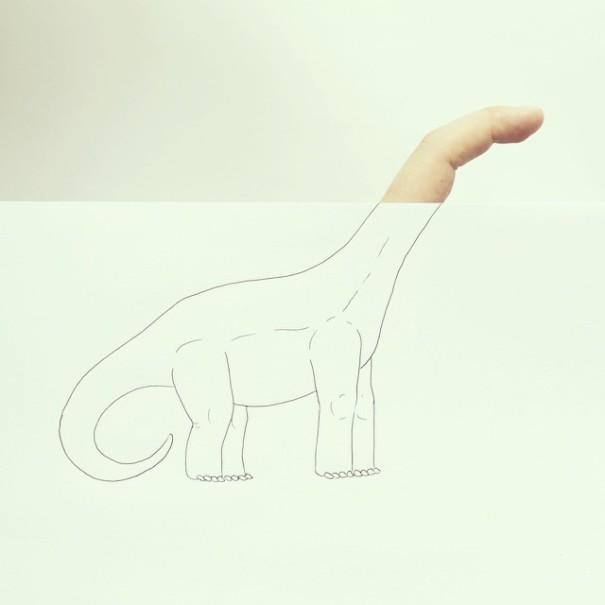 dibujos manos 8