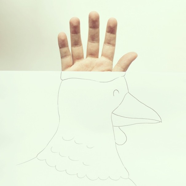 dibujos manos 9