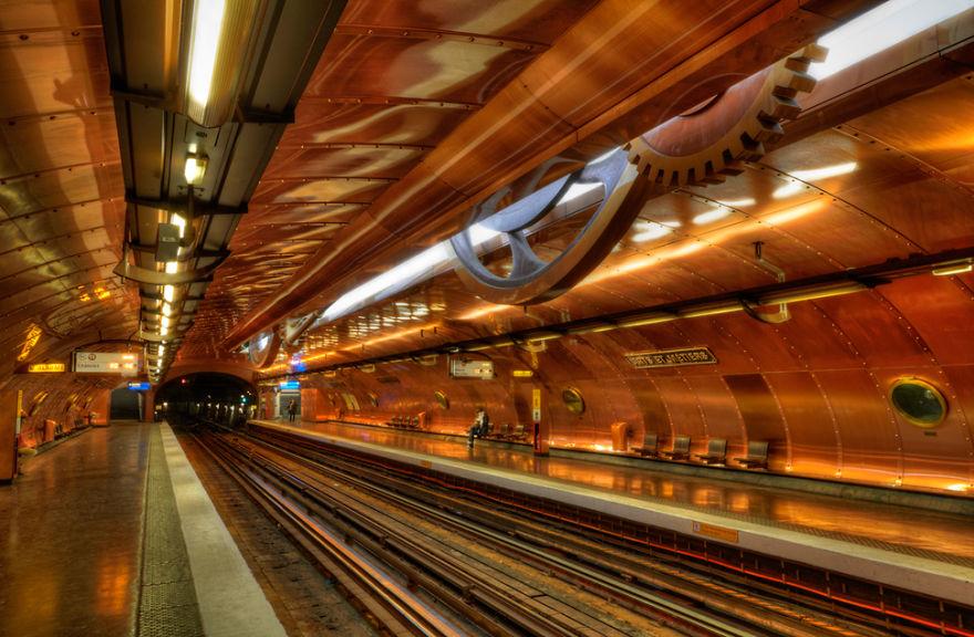 estaciones de Metro alucinantes 12