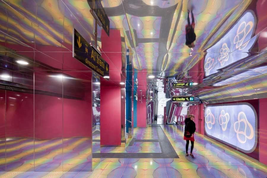 estaciones de Metro alucinantes 17