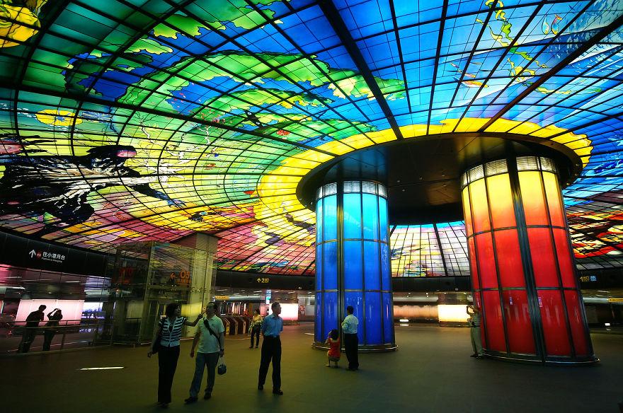 estaciones de Metro alucinantes 18