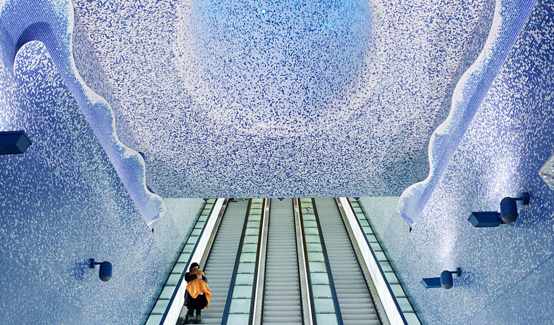 estaciones de Metro alucinantes 2
