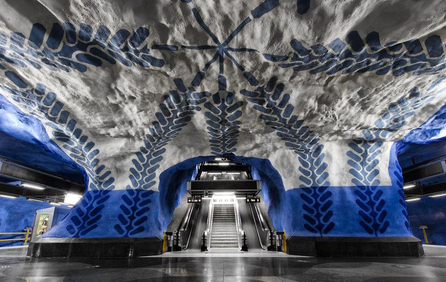 estaciones de Metro alucinantes 25