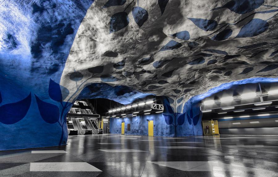 estaciones de Metro alucinantes 26