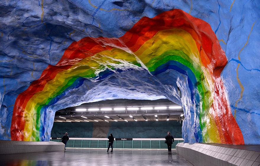 estaciones de Metro alucinantes 29