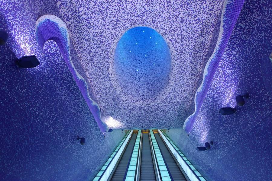 estaciones de Metro alucinantes 3
