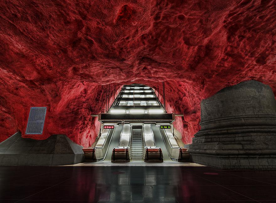 estaciones de Metro alucinantes 4