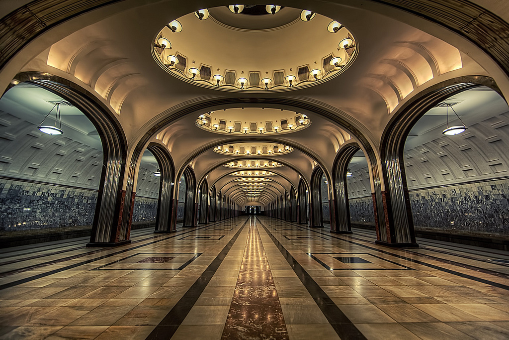 estaciones de Metro alucinantes 5