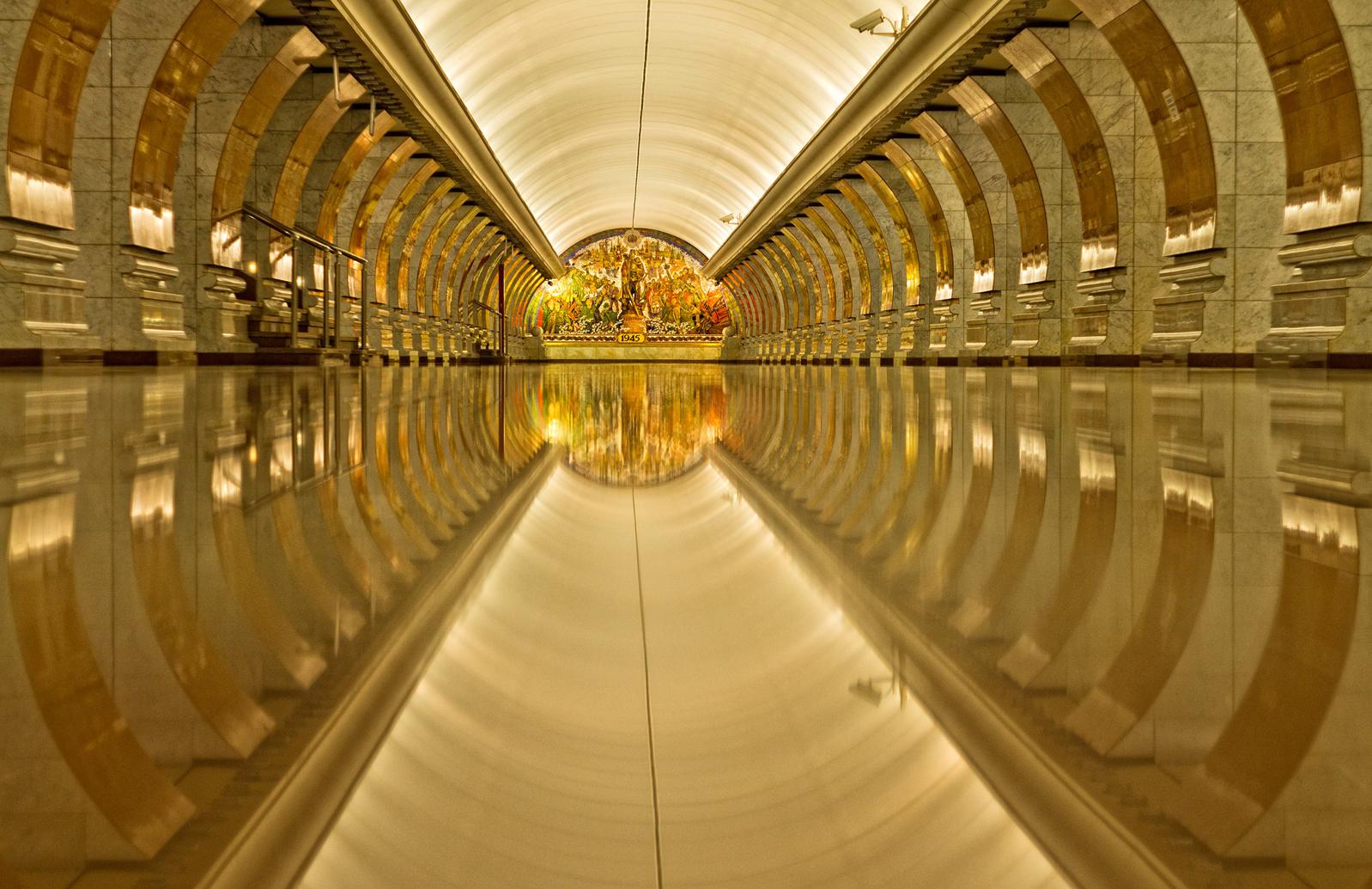 estaciones de Metro alucinantes 6