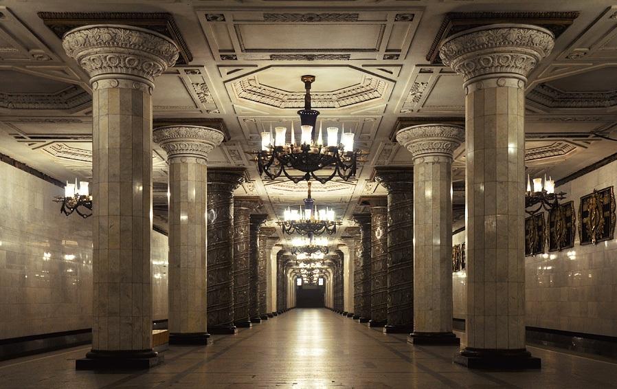 estaciones de Metro alucinantes 8