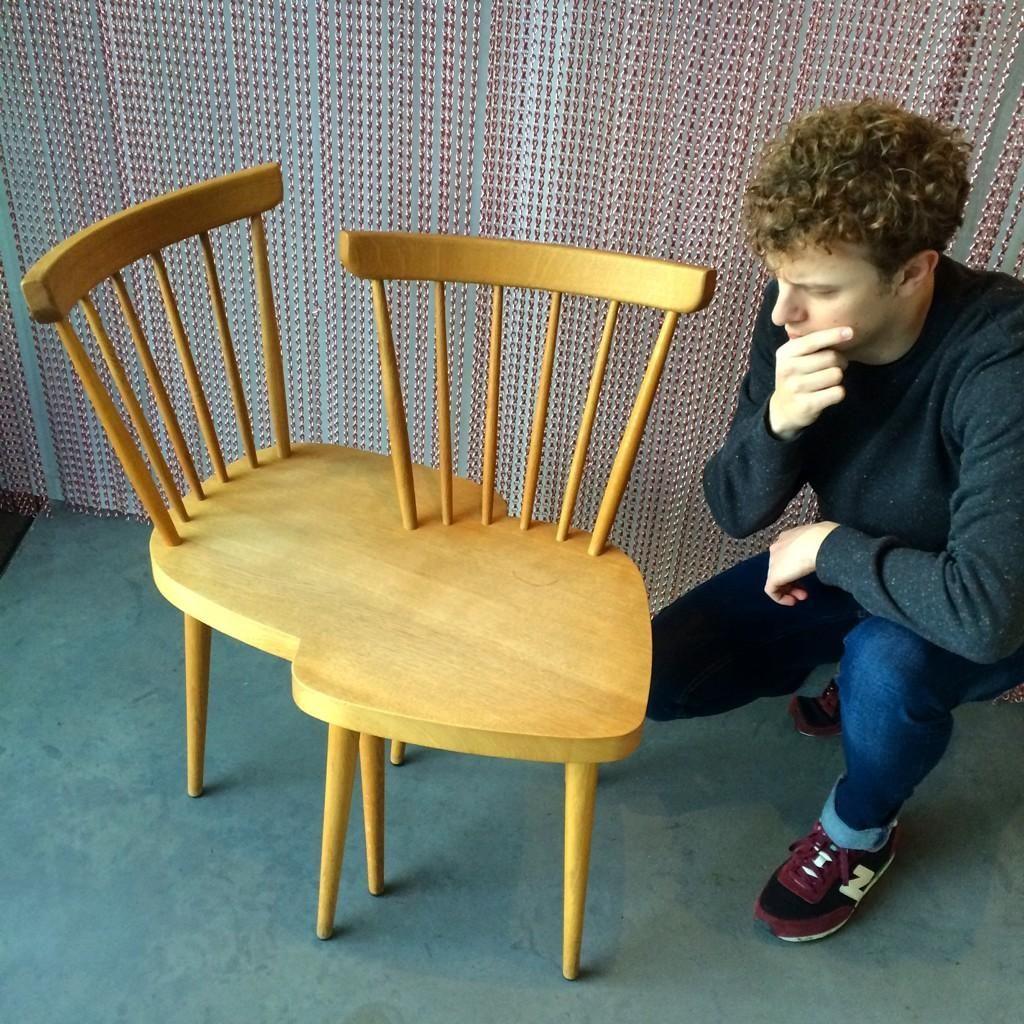 silla para dos