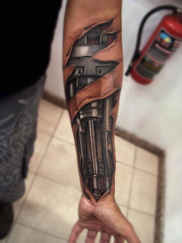 tatuajes en 3D 14