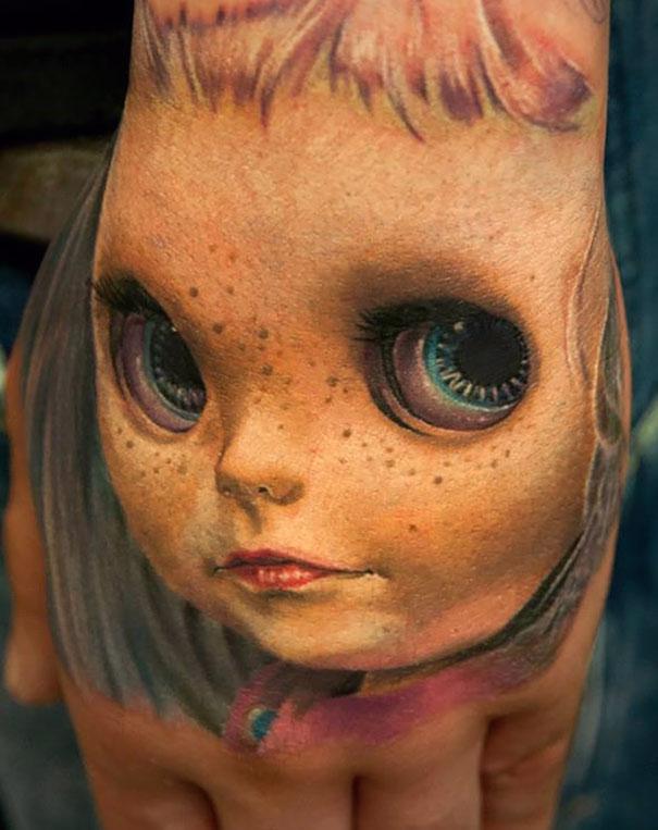 tatuajes en 3D 16