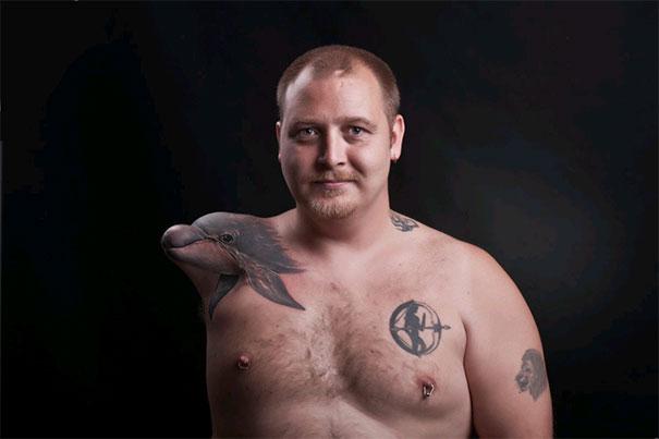 tatuajes en 3D 2