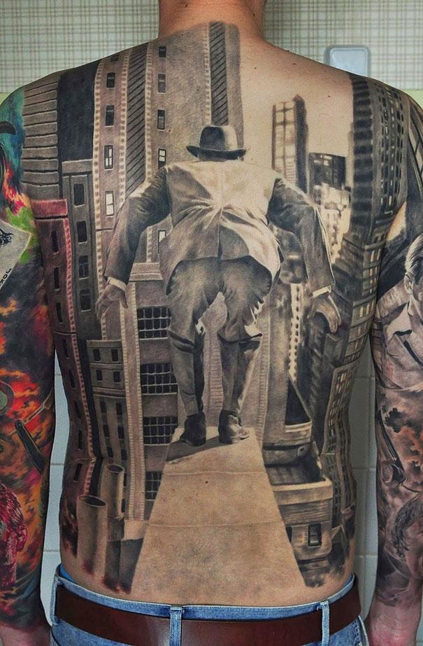 tatuajes en 3D 3